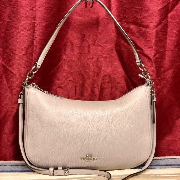 6f7633af3dd5 Coach Handbags - COACH CHELSEA PEBBLED LEATHER CROSSBODY BAG